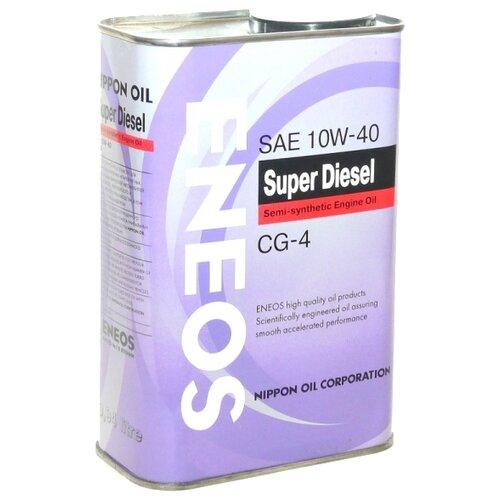 Моторное масло ENEOS Super Diesel CG-4 10W-40 0.94 л