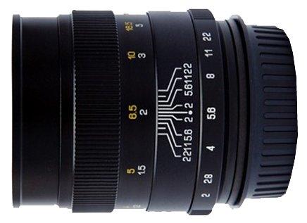 Объектив Mitakon Creator 85mm f/2 Pentax K