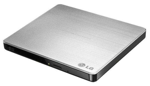 LG Оптический привод LG GP60NS50 Silver