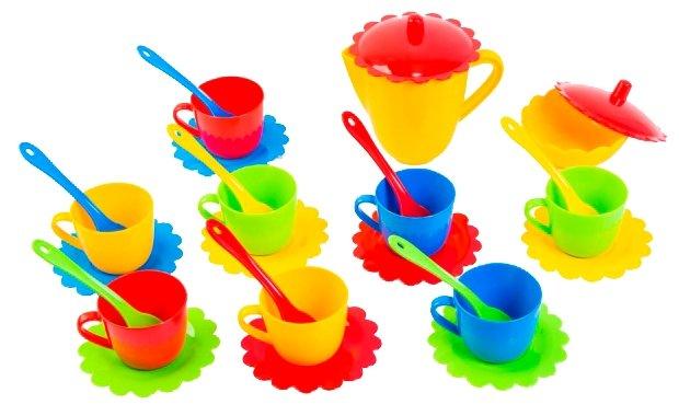 Набор посуды Тигрес Ромашка 39129