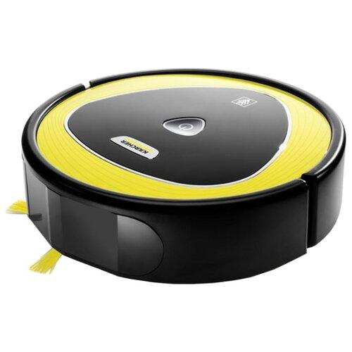 Купить со скидкой Робот-пылесос KARCHER RC 3 желтый/черный