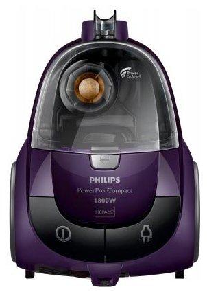 Сравнение с Philips FC 8472