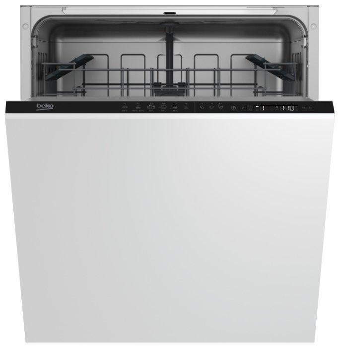 BEKO Посудомоечная машина Beko DIN26220 2100Вт полноразмерная