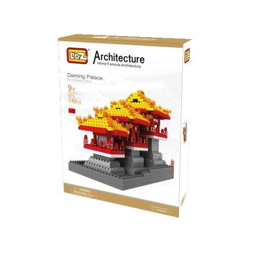 Фото - Конструктор LOZ Architecture 9373 Дворец Даминг конструктор loz brickheadz 1451 винни пух