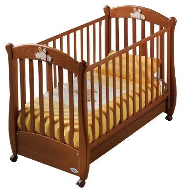 Кроватка Baby Italia Rosa