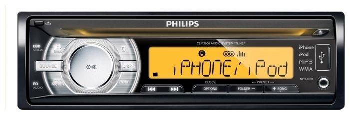 Автомагнитола Philips CEM3000