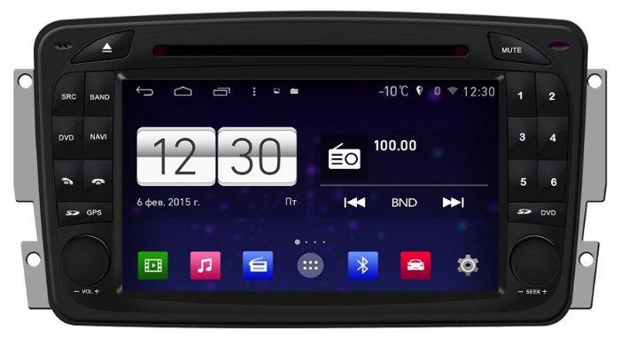 FarCar s160 Mercedes Benz C, CLK, G, Vito, Vaneo, Viano на Android (m171)