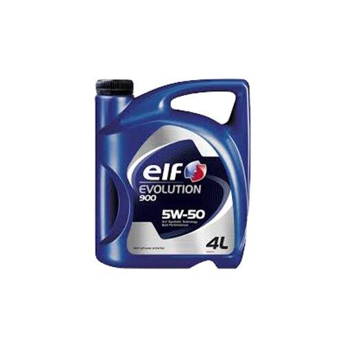 Фото - Моторное масло ELF Evolution 900 5W-50 4 л масло моторное синтетическое 5w40 elf evolution 900 excellium nf 4 л