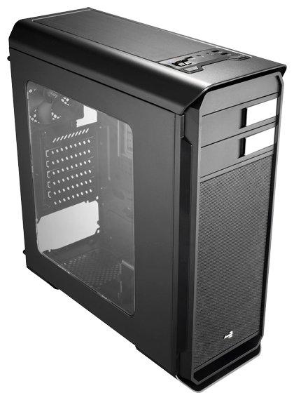 AeroCool Компьютерный корпус AeroCool Aero-500 Window Black Edition