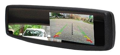 Автомобильный монитор AVEL AVS0400BM