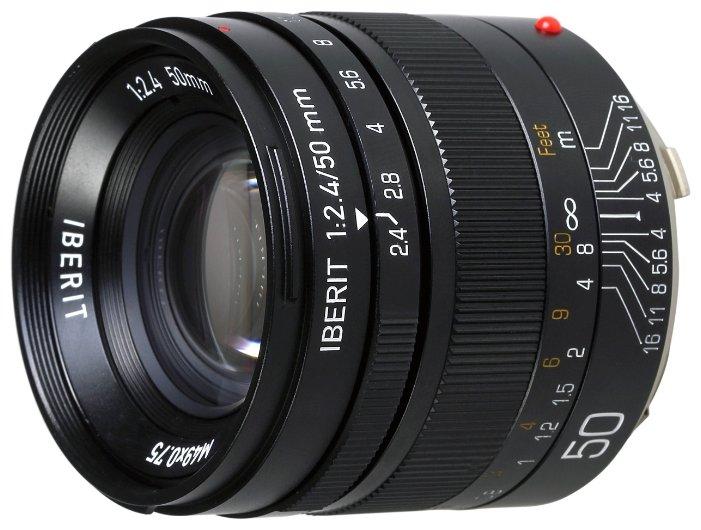 IBERIT Объектив IBERIT 50mm f/2.4 Sony E