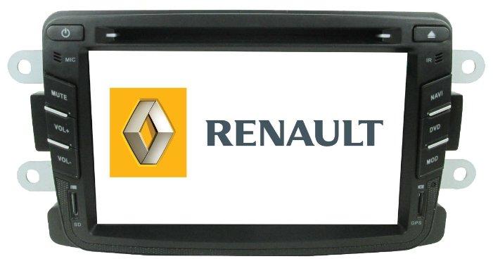 Автомагнитола TRINITY Renault Sandero Stepway