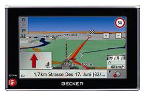 Becker Traffic Assist Z201