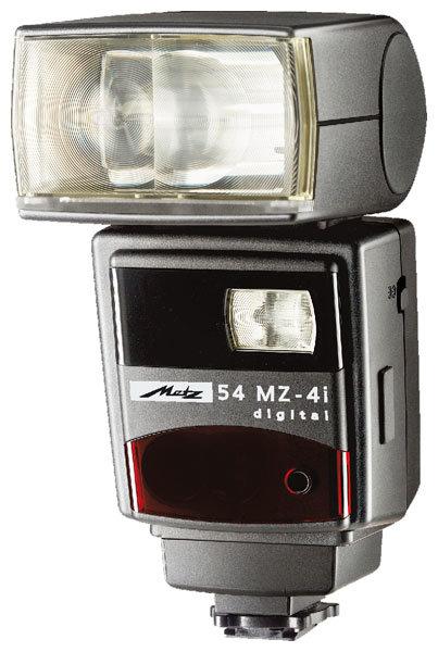 Вспышка Metz mecablitz 54 MZ-4i