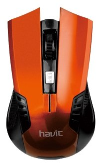 Мышь Havit HV-MS919GT Orange-Black USB