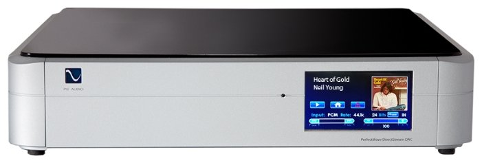 ЦАП PS Audio DirectStream DAC with Bridge II