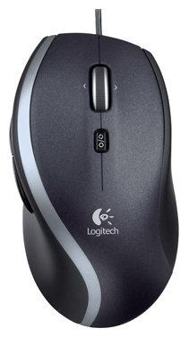 Logitech Corded Mouse M500 Black USB