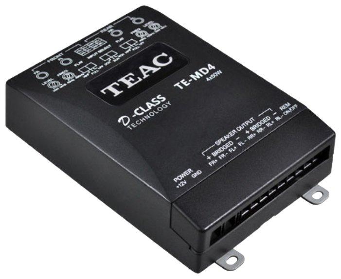 Автомобильный усилитель TEAC TE-MD4