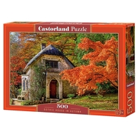 Пазл Castorland Gothic House in Autumn (B-52806) , элементов: 500 шт.