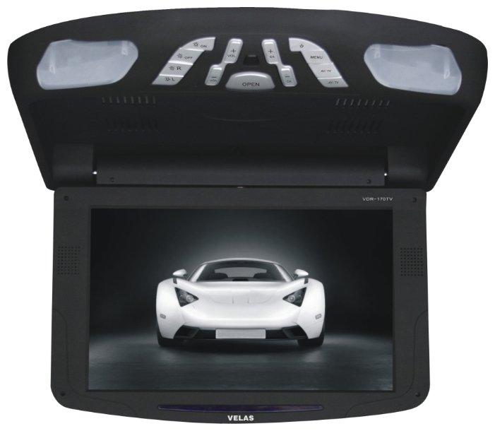 Автомобильный телевизор Velas VDR-170TV