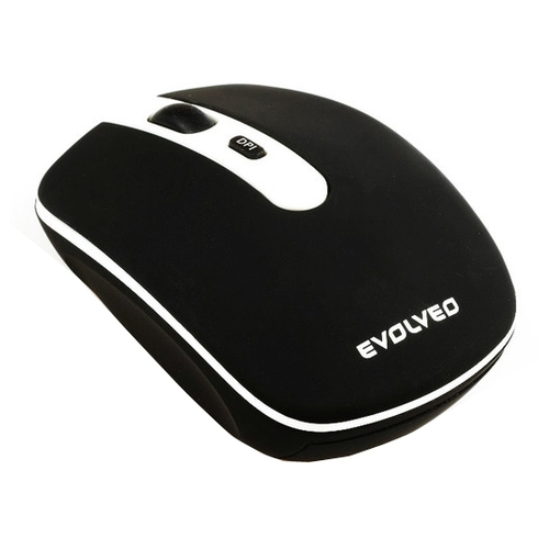 Мышь EVOLVEO WM-408B Black USB