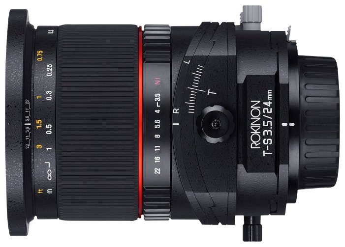 Rokinon 24mm f/3.5 ED AS UMC Sony E (TSL24M-E)