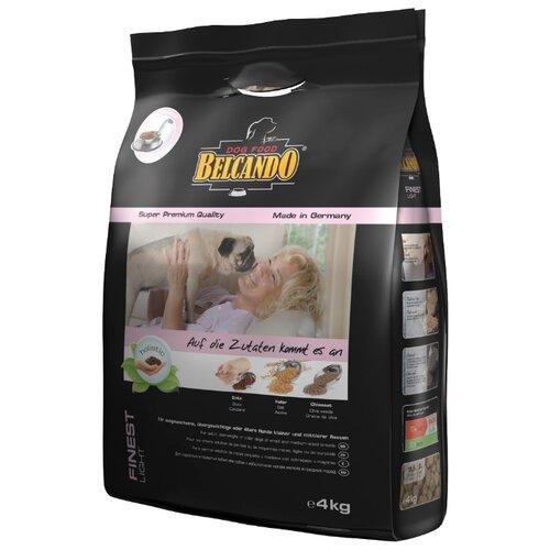 Корм для собак Belcando Finest Light для пожилых собак или собак с избыточным весом мелких и средних пород (4 кг)