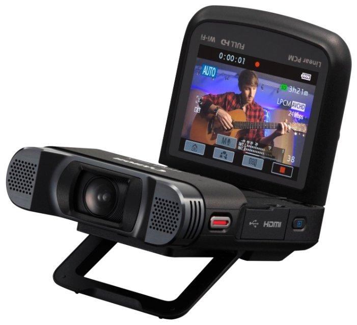 Цифровая видеокамера Canon Legria Mini X черный