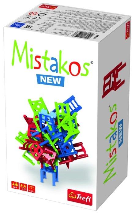 Настольная игра Trefl Mistakos New