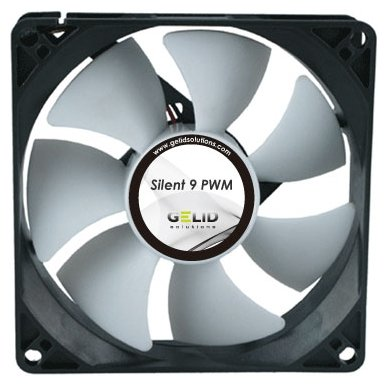 GELID Solutions Система охлаждения для корпуса GELID Solutions Silent 9 PWM