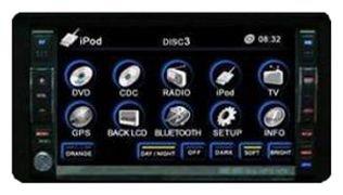Автомагнитола FlyAudio D7500NAVI-14