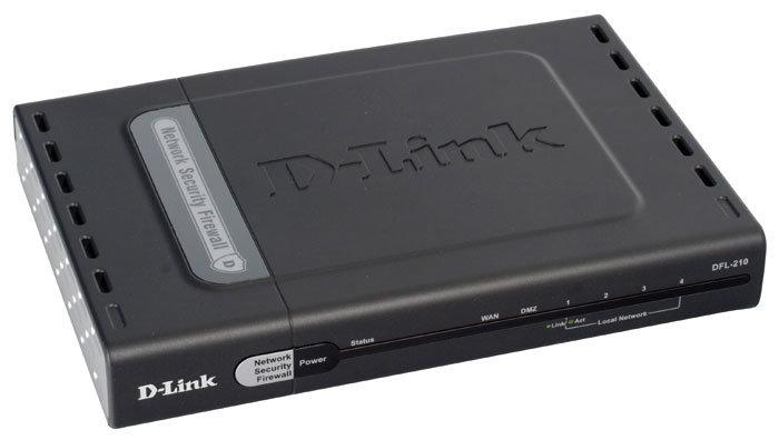 D-link DFL-210