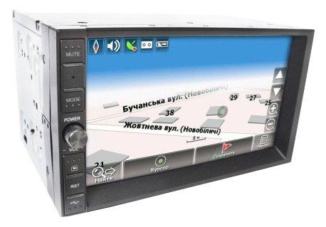 Автомагнитола EasyGo U02