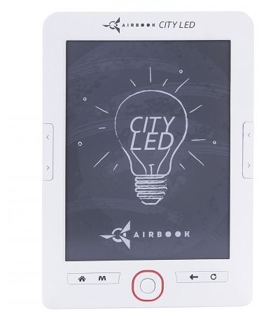 AirBook Электронная книга AirBook City LED