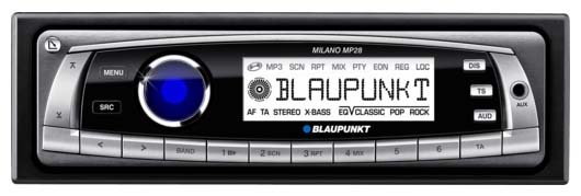Автомагнитола Blaupunkt Milano MP28