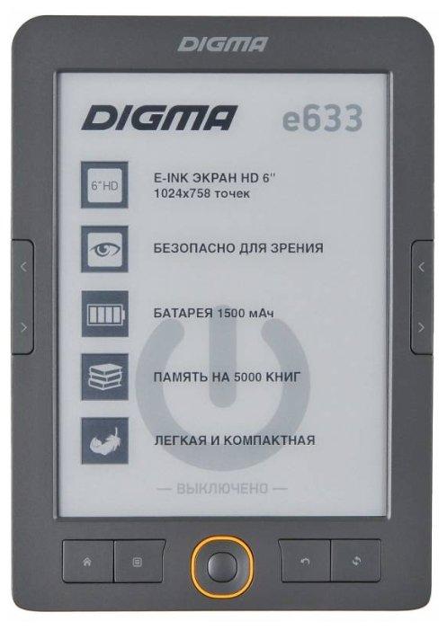 Digma Электронная книга Digma e633