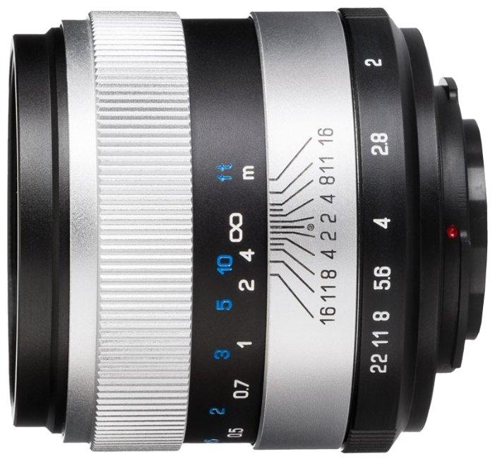 Объектив Meyer-Optik-Görlitz Figmentum 35mm f/2.0 Canon EF
