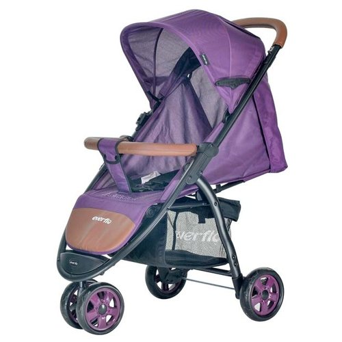 Прогулочная коляска everflo E-450 Racing purpleКоляски<br>