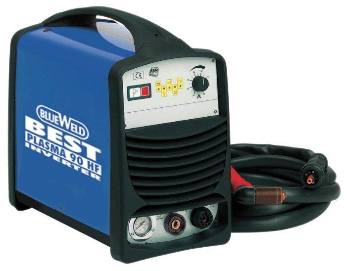 Инвертор для плазменной резки BLUEWELD Best Plasma 90 HF