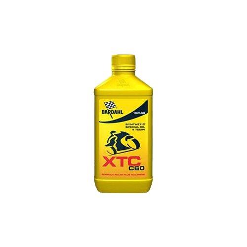 Фото - Синтетическое моторное масло Bardahl XTC C60 10W-30, 1 л синтетическое моторное масло bardahl xtc c60 off road 10w 40 1 л