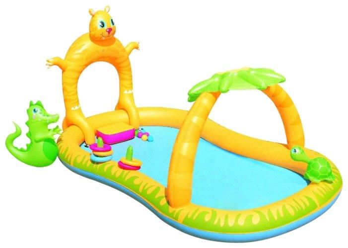 Игровой центр Bestway Jungle Safari Play 53030