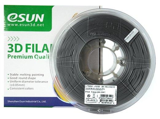 EAl-fill пруток ESUN 1.75 мм натуральный