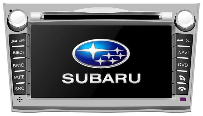 Автомагнитола PMS Subaru Legacy