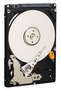 Western Digital WD Black 500 GB (WD5000LPLX)