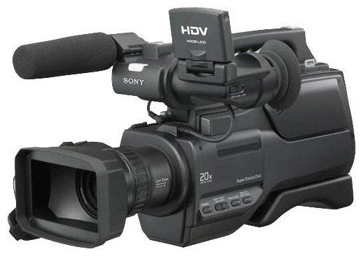 Сравнение с Sony HVR-HD1000E