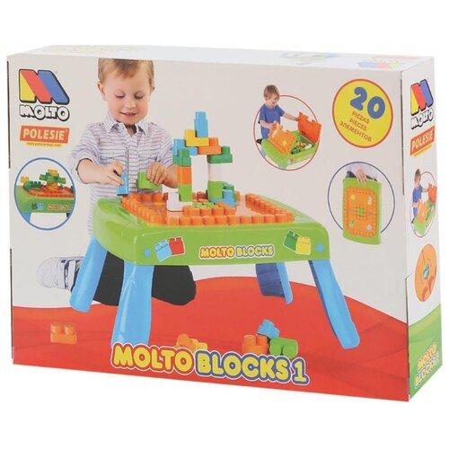 Купить Конструктор Molto Blocks 57990-20, Конструкторы