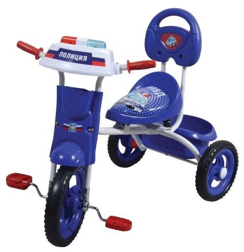 Трехколесный велосипед 1 TOY Т57614 Спецслужбы
