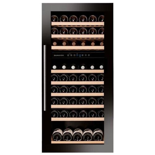 Встраиваемый винный шкаф Dunavox DAB-89.215DB