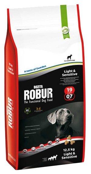 Корм для собак Bozita Robur для здоровья кожи и шерсти 12.5 кг