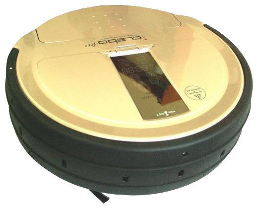 Робот-пылесос iCLEBO Free